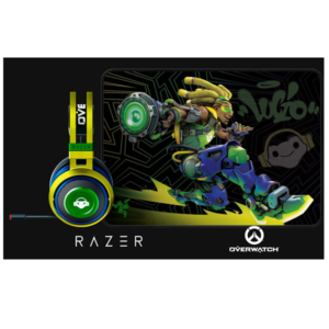 Razer Slusalice Nari Ultimate, Overwatch Lucio Edition